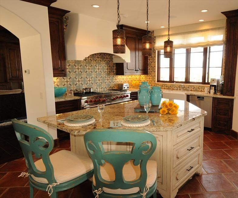 Stunning Spanish Colonial Kitchen Design 784 x 655 · 78 kB · jpeg