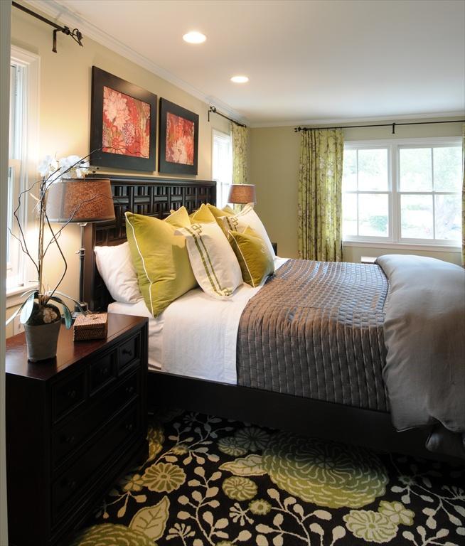 Georgia caparis interior design traditional design for Interior design bedroom traditional